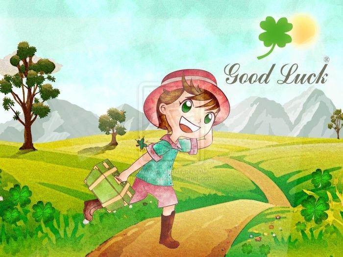 four_leaf_clover___traveller_by_mybooho-d5vpg54