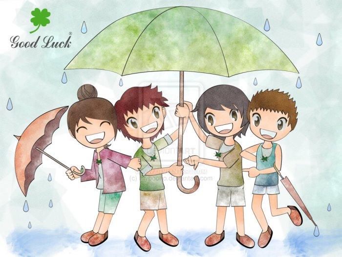four_leaf_clover___umbrella_by_mybooho-d5vpfxq